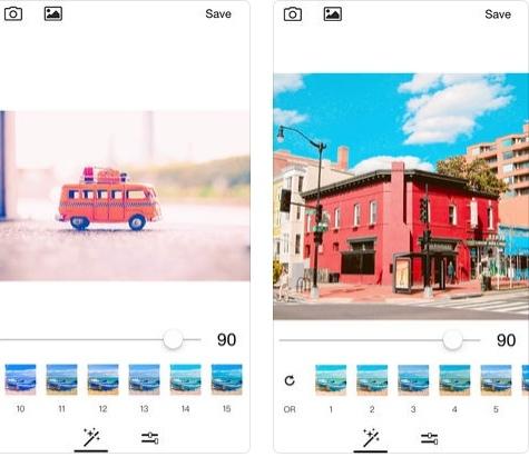تطبيق Groovy - محرر صور مميز