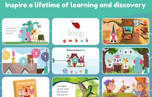تطبيق Khan Academy Kids - تطبيق تعليمي رائع للأطفال