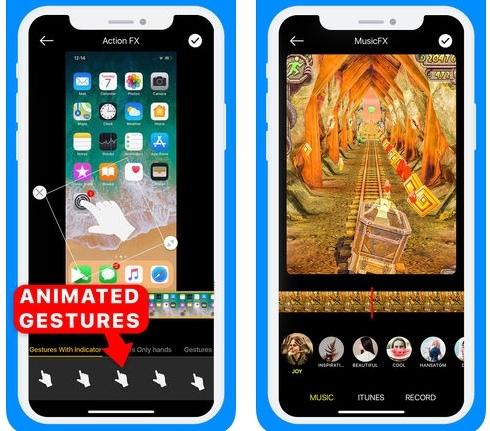 تطبيق Screen Recording Video Capture لتسجيل الشاشة بالفيديو