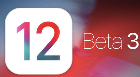 Photo of آبل تطلق الإصدار التجريبي الثالث من تحديث iOS 12 – أبرز التغييرات و المميزات