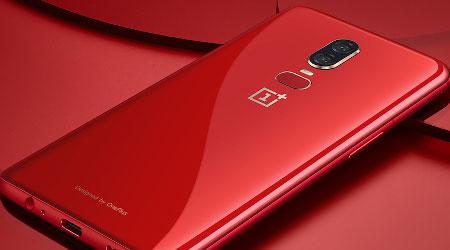 Photo of الكشف عن النسخة الحمراء من هاتف OnePlus 6