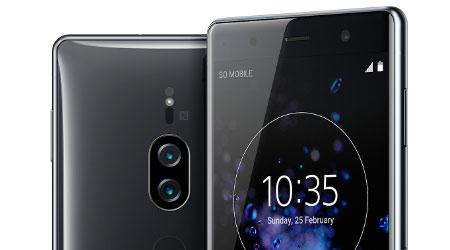 Photo of هاتف Sony Xperia XZ2 Premium هو الهاتف الرائد الأثقل وزناً في السنوات الأخيرة!