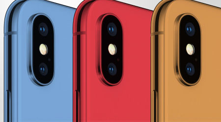 تسريبات آيفون 2018 - ثلاثة إصدارات بمواصفات أرقى، ألوان أكثر، شريحتي اتصال، و المزيد!