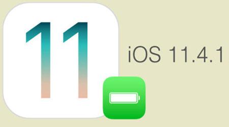هل أصلح تحديث iOS 11.4.1 مشكلة استنزاف البطارية؟!