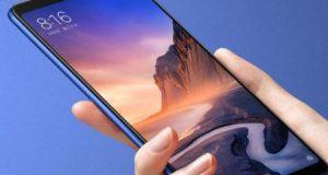 رسمياً - هاتف Mi Max 3 - شاشة كبيرة، بطارية ضخمة، و سعر مميز!