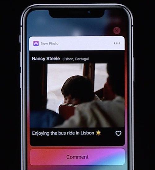 إشعارات تفاعلية غنية بالتفاصيل في iOS 12