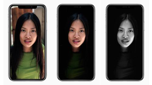 تقنية Portrait Lighting في آيفون X