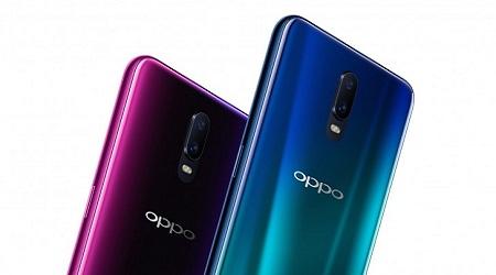 صورة الكشف عن Oppo R17 بمستشعر بصمات مدمج ونتوء صغير!