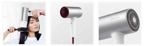 عرض خاص - مجفف الشعر شاومي Soocare Soocas H3 الأصلي بسعر خاص لفترة محدودة !