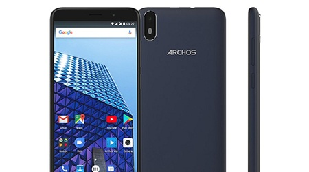 صورة هاتف جديد بنظام اندرويد Go وسعر أقل من 100 دولار!