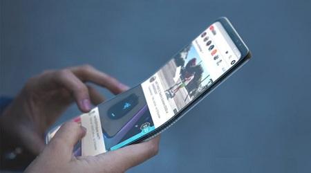 صورة بالصور – هذا هو هاتف سامسونج القابل للطي !