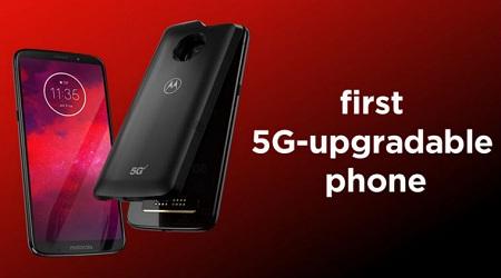 Photo of إطلاق Moto Z3 – أول هاتف مع تقنية الجيل الخامس للشبكات 5G !