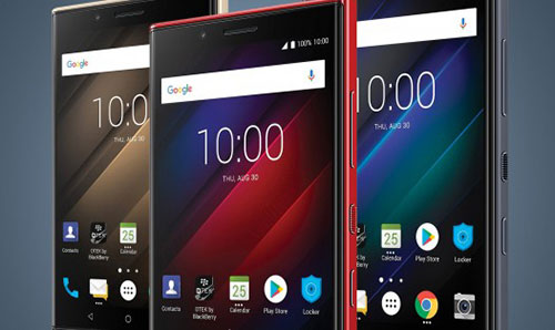 بلاكبيري تكشف رسمياً عن هاتف KEY2 LE - المواصفات الكاملة، السعر!