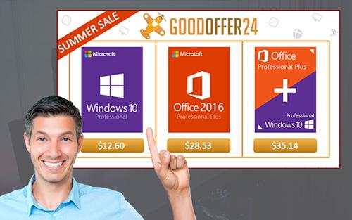 احصل على أحدث برامج مايكروسوفت أوفيس وإصدارات الويندوز بتخفيضات مهولة، عرض حصري!