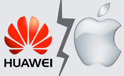 هواوي تزيح آبل و تصبح ثاني أكبر شركة للهواتف الذكية بعد سامسونج!