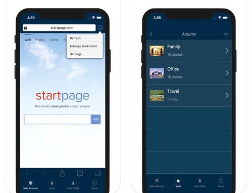 تطبيق Mobile Security - Anti Theft لحمايتك جهازك وملفاتك الشخصية
