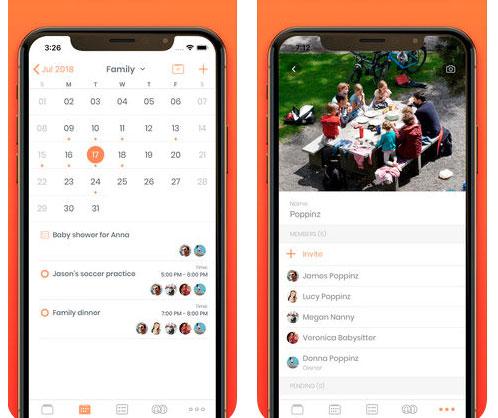 Poppinz Family Organizer - تطبيق عائلي مميز!