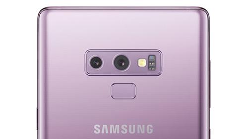 Galaxy Note 9 - الكاميرا .. مثل جالكسي إس 9 بلس تقريباً!