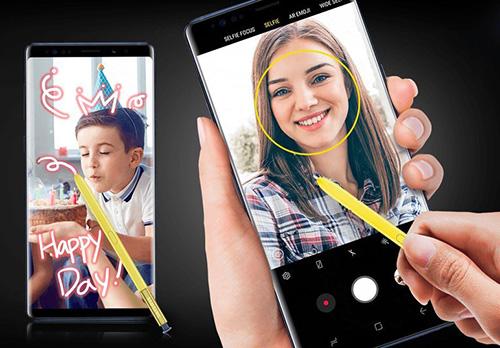 قلم S Pen في Galaxy Note 9 يأتي بتطور كبير