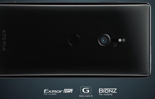 Sony Xperia XZ3 - الكاميرا