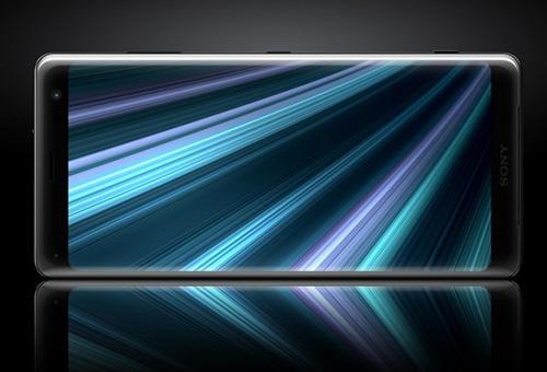Sony Xperia XZ3 - الشاشة