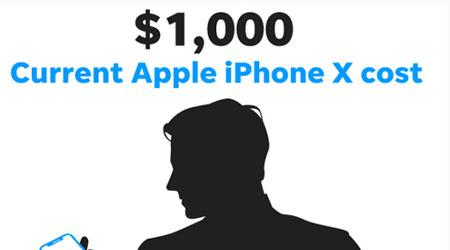 كم هاتف آيفون من آبل يعادل التريليون دولار؟! إليك الإجابة!