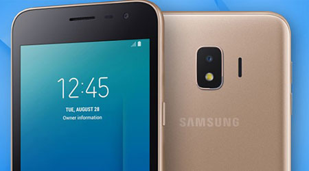 صورة سامسونج تكشف عن هاتف جالكسي J2 Core بنظام أندرويد Go