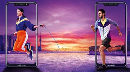 موتورلا تكشف عن هاتفي Motorola One و Motorola One Power
