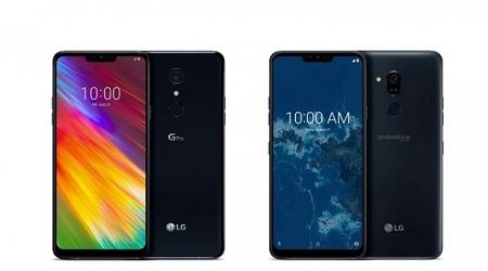 Photo of أحدث هواتف إل جي – LG G7 One و LG G7 Fit مع معالجات قديمة !