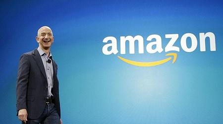 صورة أمازون تصبح ثاني شركة أمريكية تتجاوز قيمتها تريليون دولار بعد ابل !