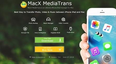 Photo of مجاني لوقت محدود – برنامج MacX MediaTrans لمشاركة الملفات بين الايفون والحاسوب بدلاً من 59.95 دولار!