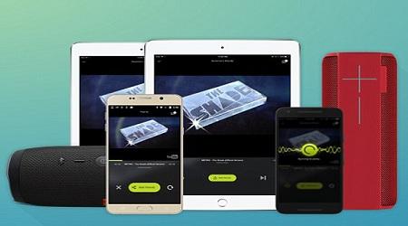 صورة تطبيق AmpMe الرائع والفريد – تجربة صوتية مميزة تحول هاتفك وهواتف أصدقائك إلى مكبرات صوت موحدة!