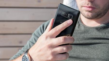 صورة التحديث الجديد لجالكسي نوت 8 يجلب ميزة التصوير البطئ و AR Emojis !