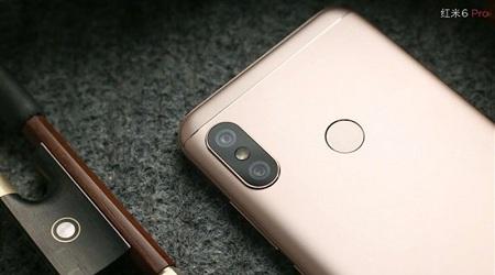 صورة بالصور – تسريب مواصفات هاتف شاومي الجديد Redmi Note 6 Pro !