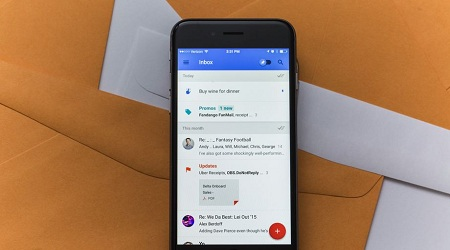 Photo of رسمياً – جوجل تتخلى عن تطبيق انبوكس بعد دمج ميزاته في Gmail !