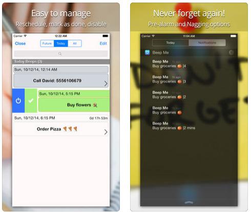 تطبيق Beep Me - منبه ذكي للمواعيد والمهام!