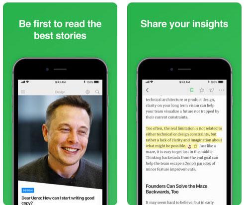 تطبيق Feedly قاريء أخبار مميز