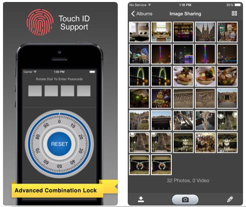 تطبيق Safety Photo+Video لحفظ ملفاتك في خزنة سرية