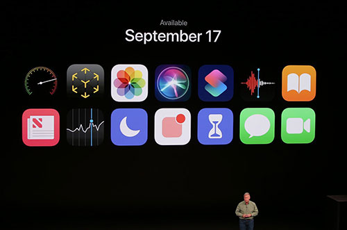 موعد إطلاق iOS 12