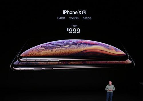 أسعار iPhone XS