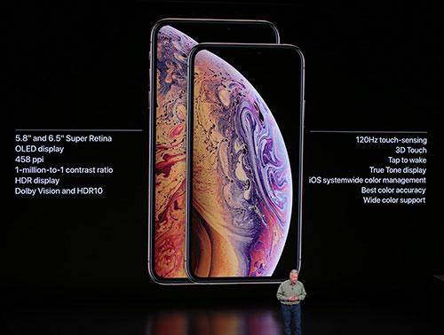 هواتف iPhone XS و iPhone XS Max