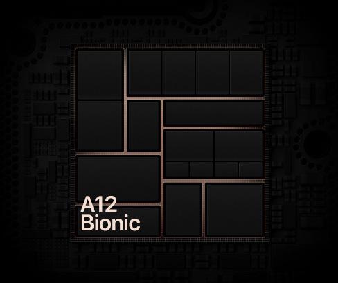 معالج A12 Bionic في iPhone XS و iPhone XS Max