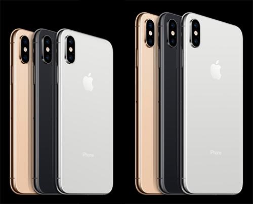 iPhone XS و iPhone XS Max - تصميم مميز