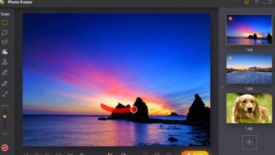 برنامج Gihosoft Photo Eraser الرائع والاحترافي لحذف الأجزاء الغير مرغوبة في الصورة باحترافية وسهولة!