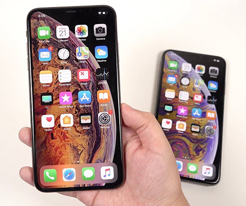 شاشة iPhone XS Max هي الأفضل حتى الآن!