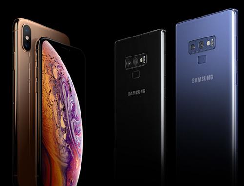 اختبارات الأداء: هواتف آيفون XS و XS Max تتفوق على هواتف الأندرويد!