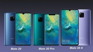 صورة تعرفوا معنا على هاتف هواوي Mate 20 X الأكبر في مجموعة Mate 20 !