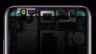 صورة سامسونج تعمل على تصميم كاميرا خفية أسفل الشاشة!