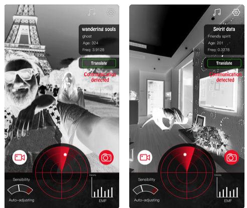 تطبيق Ghost Surveyor المرعب للكشف عن الأشباح!