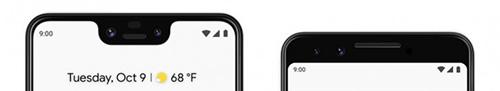 كاميرا هواتف جوجل بكسل 3 وبكسل 3 XL الجديدة